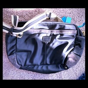 Coach Duffle/Laptop Bag